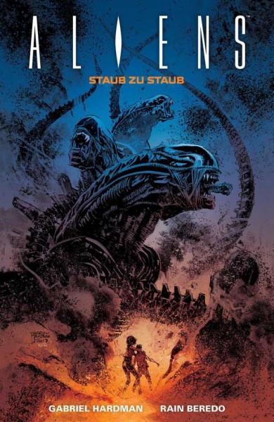 Aliens: Staub zu Staub Cover