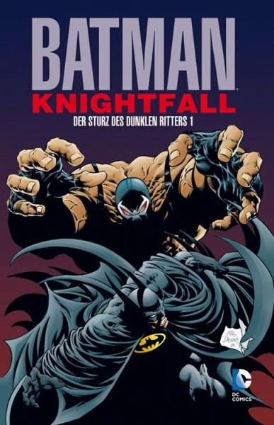 Batman: Knightfall - Der Sturz des Dunklen Ritters 1