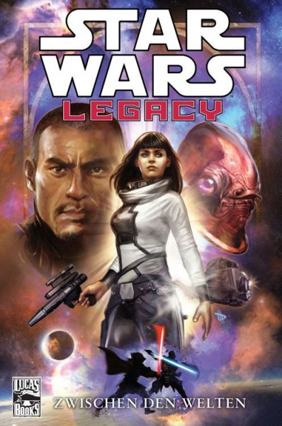 Star Wars Sonderband 78: Legacy II - Band 1