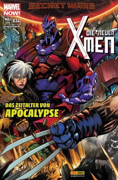 Die neuen X-Men 34