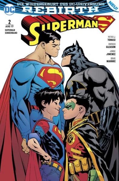 Superman Sonderband 2: Super-Söhne