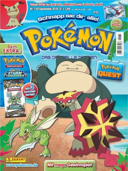 Pokémon Magazin 130
