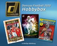 NFL 2020 Donruss Football Trading Cards - Hobbybox