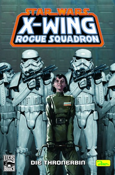 Star Wars Sonderband 34: X-Wing Rogue Squadron - Die Thronerbin