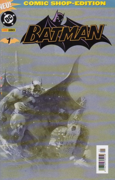 Batman 1 (ComicShop-Ausgabe)