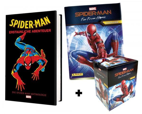 Spider-Man Fan-Bundle