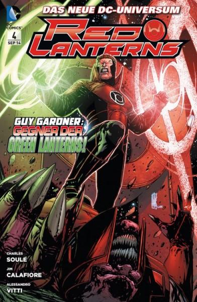Red Lanterns 4