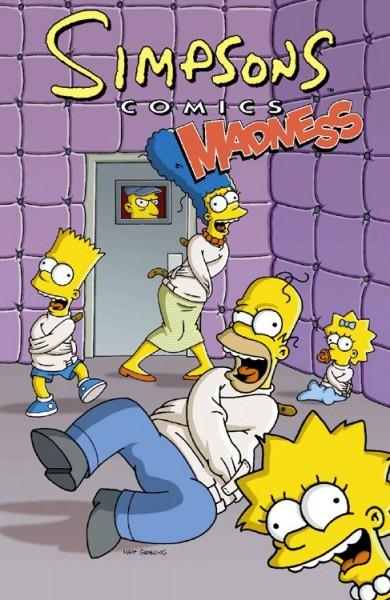 Simpsons Sonderband 11: Madness