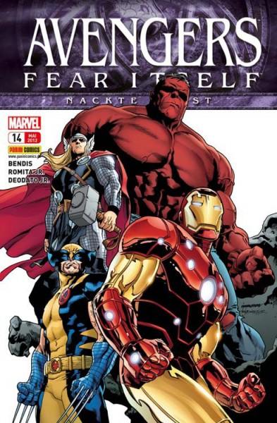 Avengers 14 (2011)