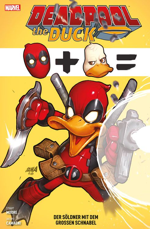 Deadpool the Duck: Der Söldner mit...