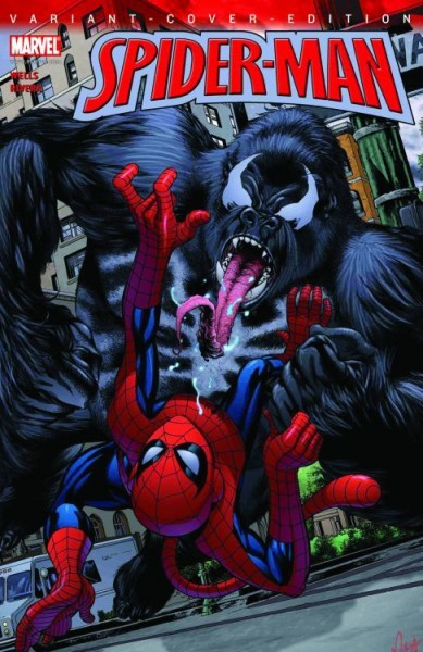 Spider-Man 66 Variant - Comic Action 2009