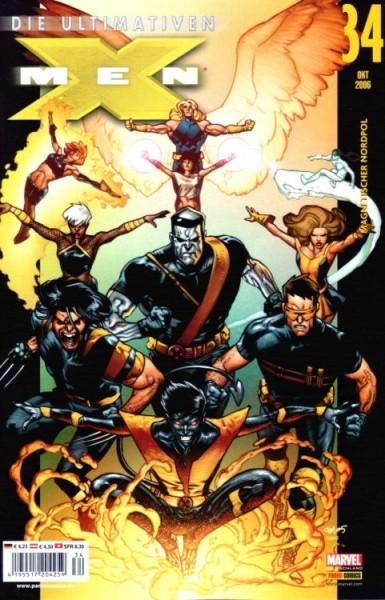 Die Ultimativen X-Men 34