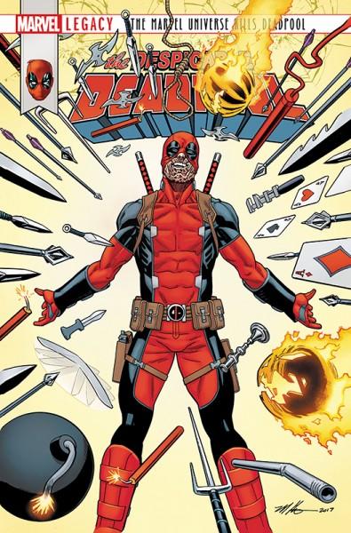 Marvel Legacy: Deadpool 3 - Schluss mit Lustig Hardcover