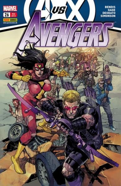Avengers 26 (2011)
