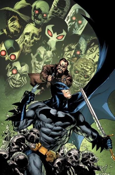 Batman: Detective Comics 31
