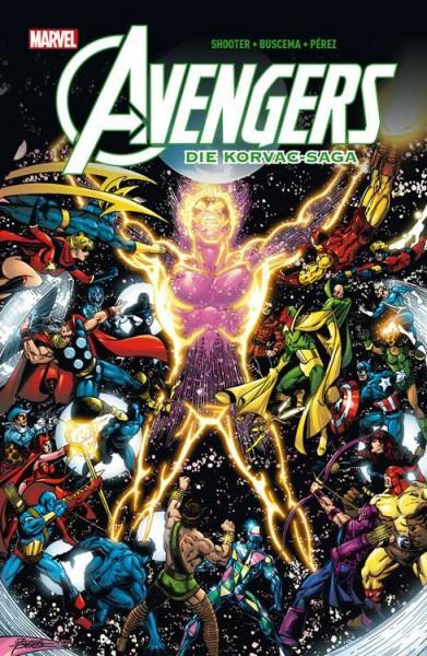 Avengers: Korvac-Saga Hardcover