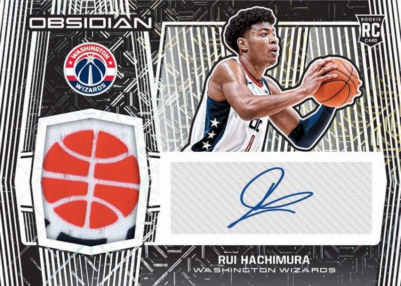 NBA Obsidian Basketball Trading Cards 2019/20 - Rui Hachimura