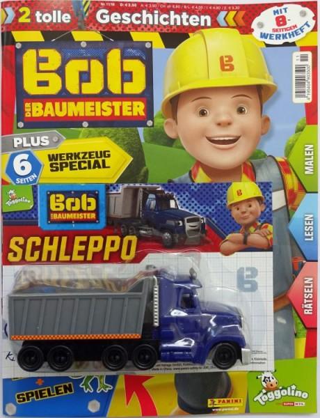 Bob der Baumeister Magazin 11/16