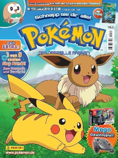 Pokémon Magazin 134
