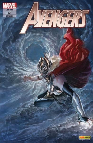 Avengers 21 (2016)