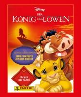 Disney der König der Löwen Stickerkollektion – Tüte