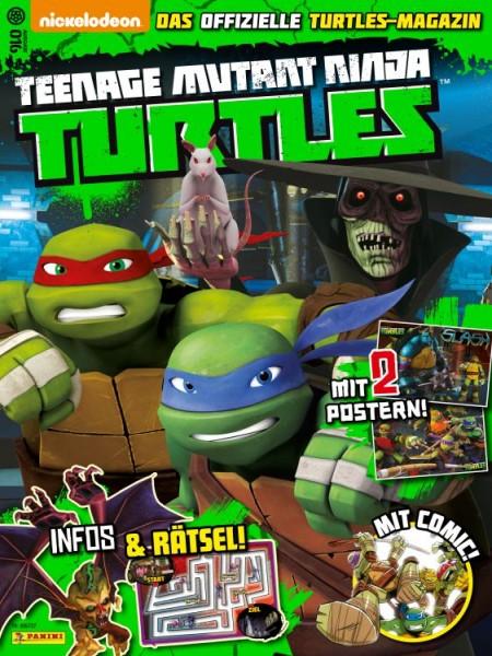 Teenage Mutant Ninja Turtles - Magazin 16