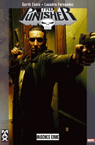 Max 7 - Punisher - Irisches Erbe