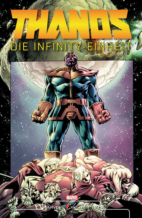 Marvel Exklusiv 121: Thanos - Die...