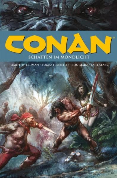 Conan 17: Schatten im Mondlicht und andere Geschichten