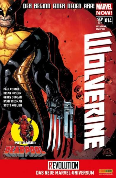 Wolverine/Deadpool 14