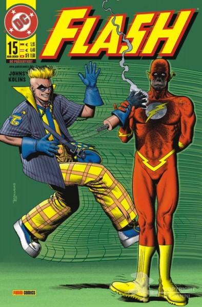 DC präsentiert 15: Flash 4