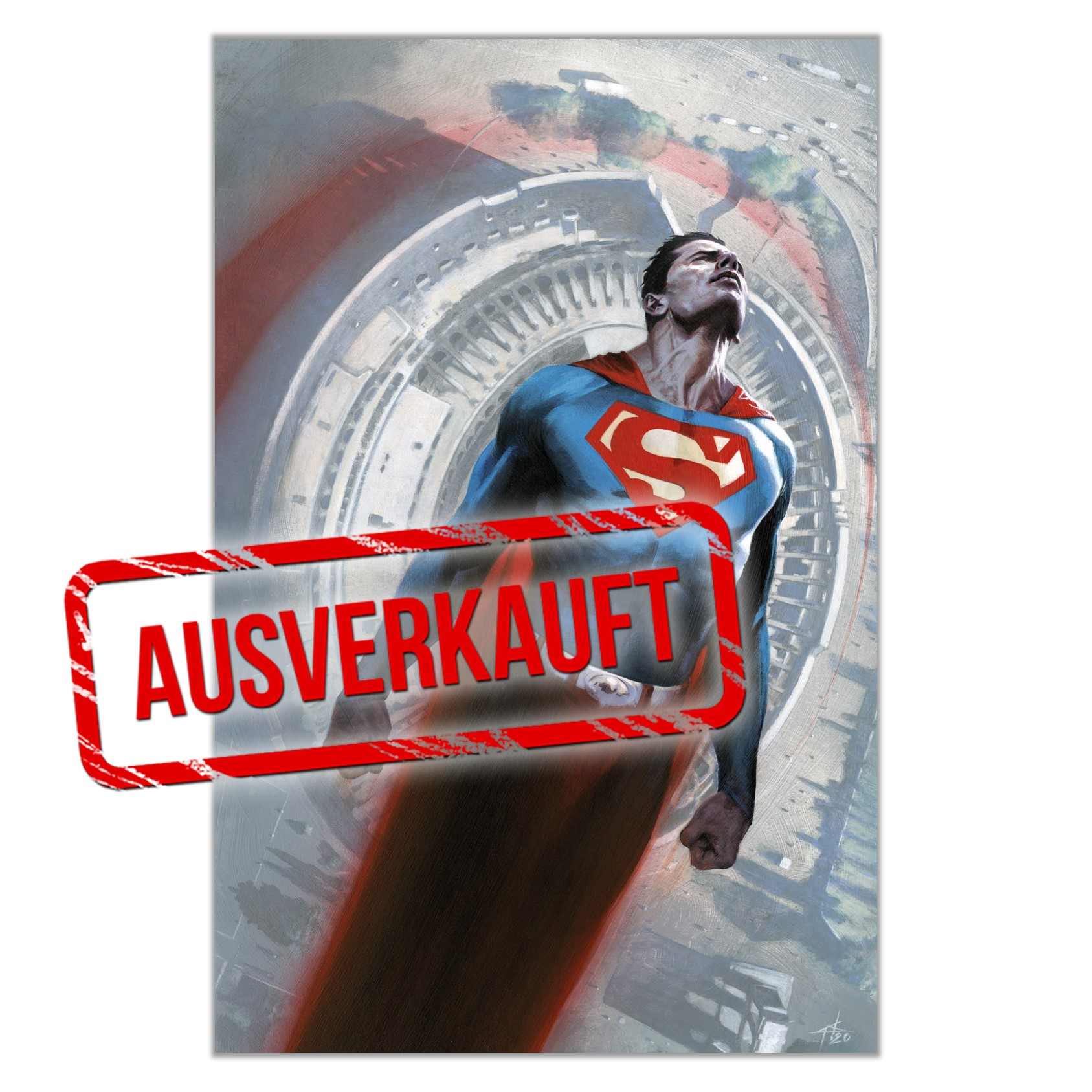 Superman 10 – DC FanDome-Variant