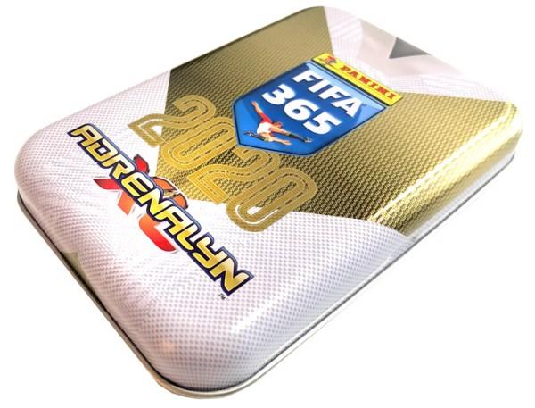 Panini FIFA 365 Adrenalyn XL 2020 Kollektion – Pocket-Tin