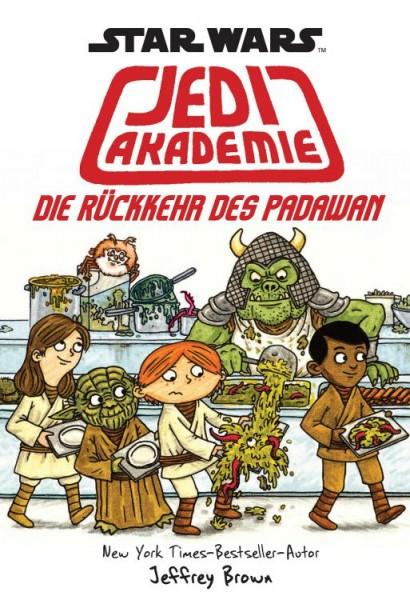 Star Wars: Jedi Akademie 2 - Die Rückkehr des Padawan