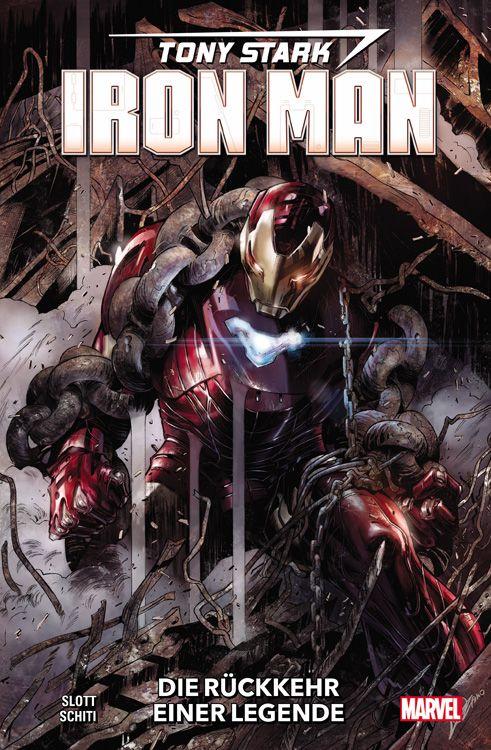 Tony Stark - Iron Man Bd. 1