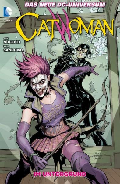 Catwoman 5 (2012): Im Untergrund