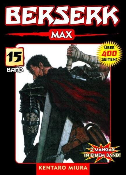 Berserk Max 15 Cover