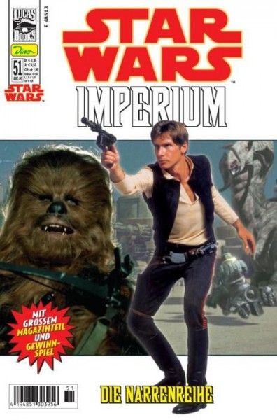 Star Wars 51: Imperium - Die Narrenreihe