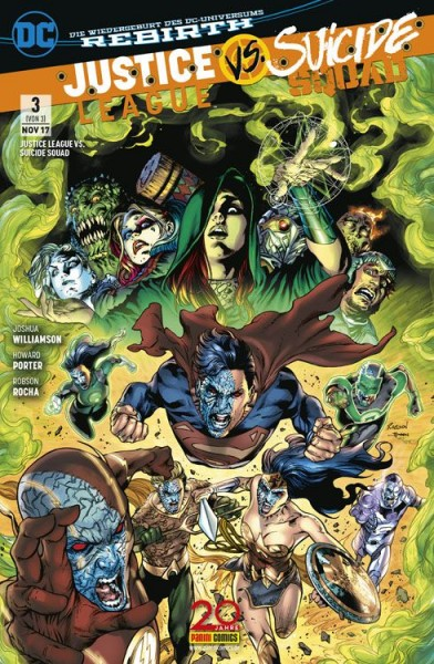 Justice League vs. Suicide Squad 3