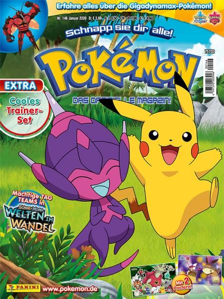 Pokémon Magazin 146