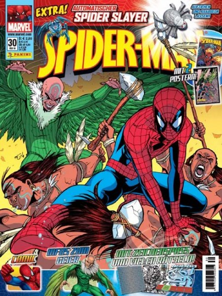 Spider-Man Magazin 30