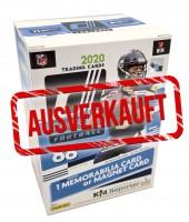 NFL 2020 Donruss Football Trading Cards - Blasterbox - Ausverkauft