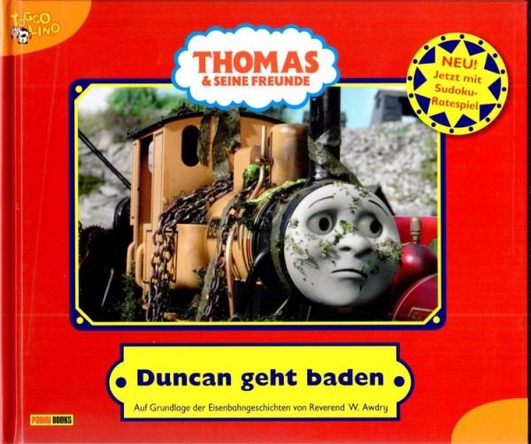 Thomas und seine Freunde 18: Duncan geht baden