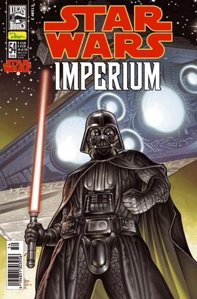 Star Wars 54 - Imperium - Jagdfieber