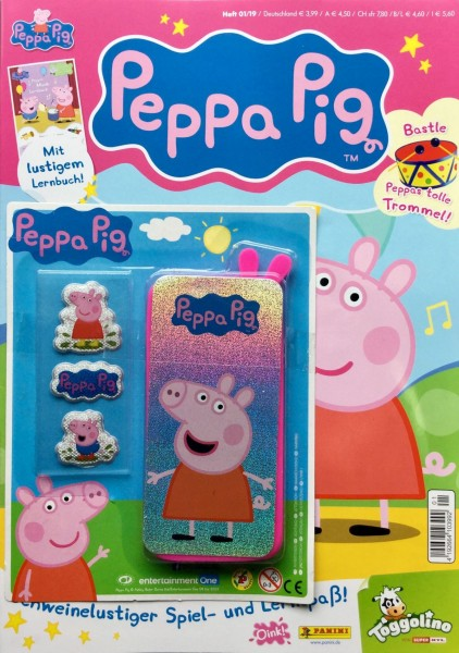 Peppa Pig Magazin 01/19