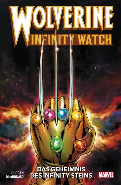 Wolverine: Infinity Watch - Das Geheimnis des Infinity-Steins