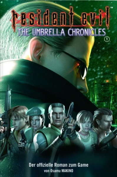 Resident Evil 10: Umbrella Chronicles I