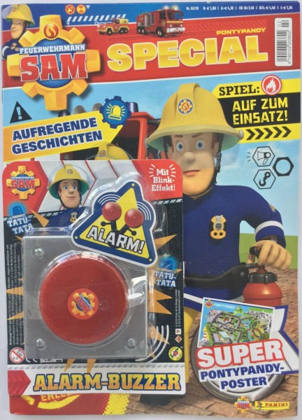 Feuerwehrmann Sam Special 02/18