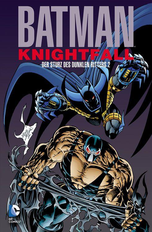 Batman: Knightfall - Der Sturz des...
