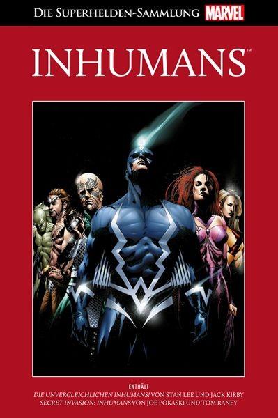 Die Marvel Superhelden Sammlung 30: Inhumans